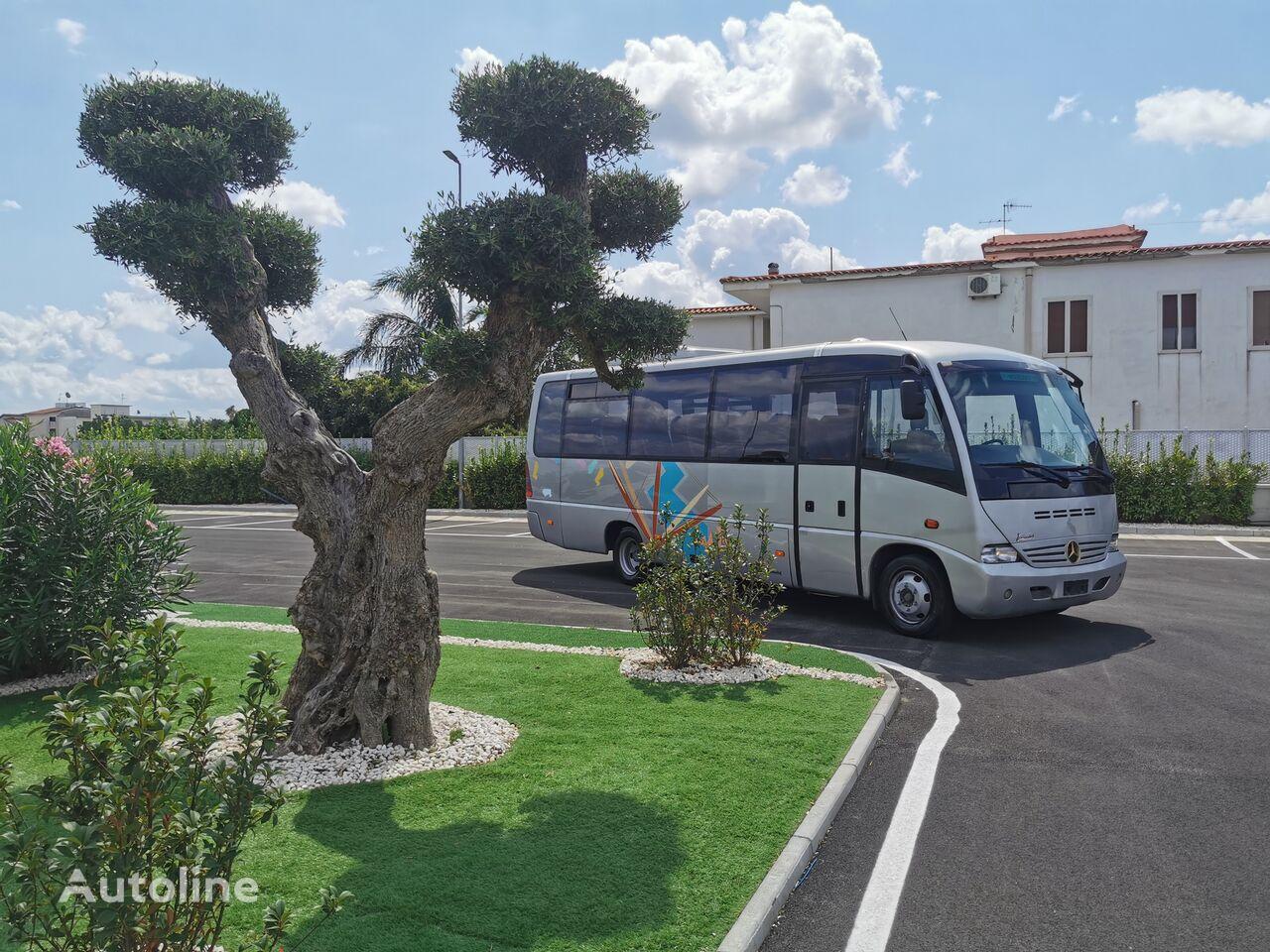 autocar de tourisme MERCEDES-BENZ MERCEDES 815 S Medio Euro 3 POSTI 26