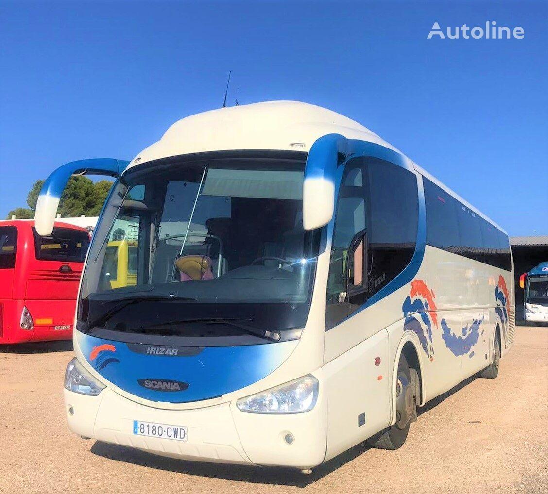 autocar de tourisme SCANIA K124 - IRIZAR PB + 420 CV + 477.790 KM REALES