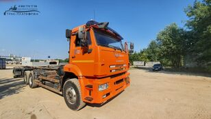 camion ampliroll MULTILIFT Камаз 658667