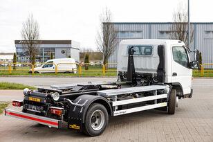 camion ampliroll Mitsubishi Fuso 9C18 AMT + KING HZ6R Hooklift neuf