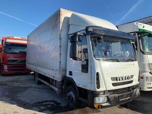 camion bâché IVECO 75E18