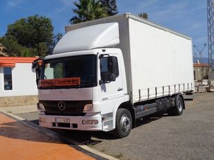 camion bâché MERCEDES-BENZ ATEGO 1224 TAULINER