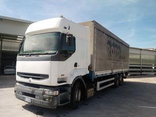 camion bâché RENAULT PREMIUM 420 DCI