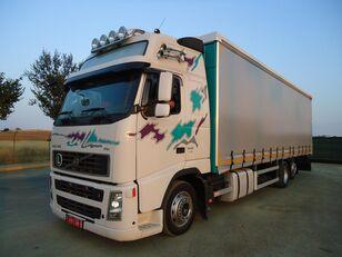 camion bâché VOLVO FH 440