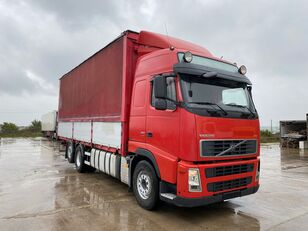 camion bâché VOLVO FH13 480HP Hidraulic roof