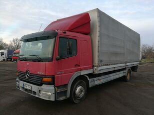 camion bâché MERCEDES-BENZ ATEGO 1223