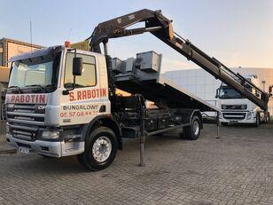 camion-benne DAF CF 75.310 CF75 310 + NO CRANE + MANUAL + KIPPER
