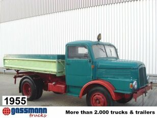 camion-benne IFA H3A