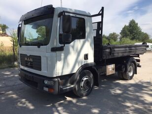camion-benne MAN-VW TGL 8-213