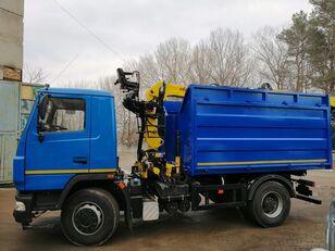 camion-benne MAZ авто с КМУ, борт, самосвал neuf