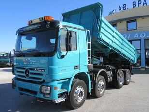camion-benne MERCEDES-BENZ 4141 ACTROS 8X4