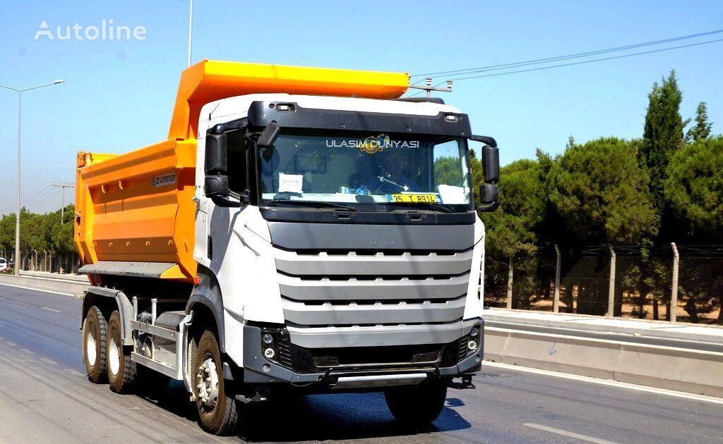 camion-benne BMC 3540 neuf