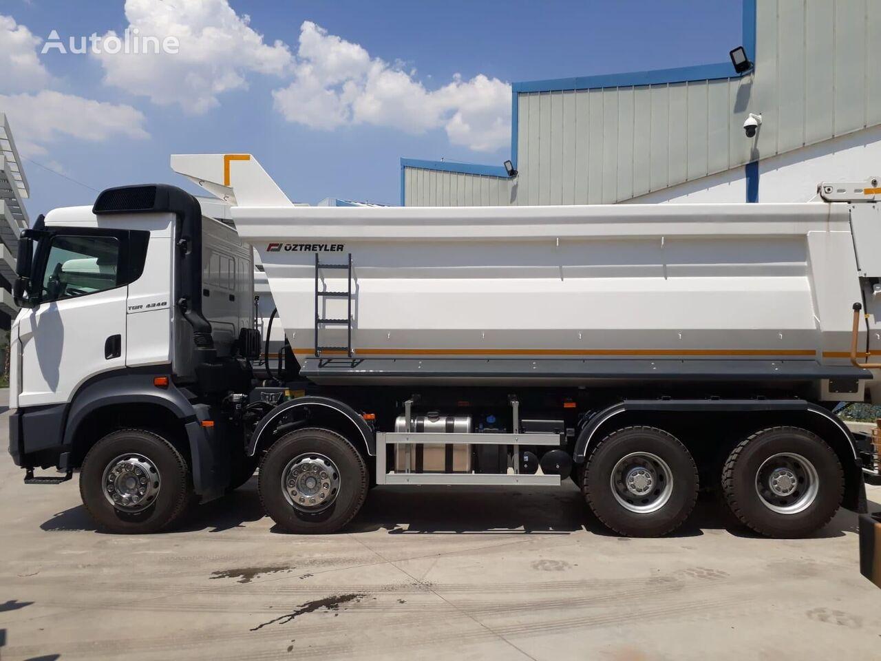 camion-benne BMC TUGRA neuf