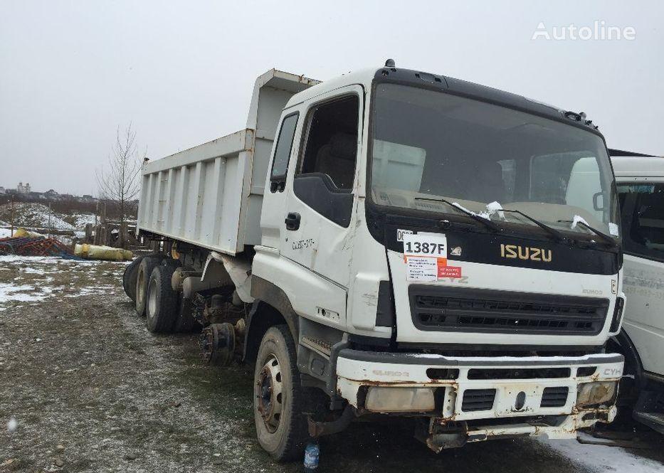 camion-benne ISUZU 2x isuzu 8x4