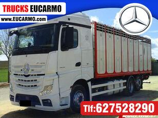 camion bétaillère MERCEDES-BENZ ACTROS 25 45