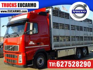 camion bétaillère VOLVO FH13 400