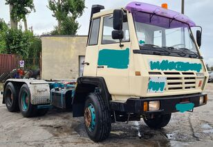 camion châssis STEYR 26S31 / 6x4 / ZF - 16 Speeds / Voll Springs