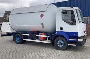 camion de gaz RENAULT MIDLUM 200 LPG/GAS/GAZ/GPL/PROPAN-BUTAN 27BAR PUMP+METER=17.000L