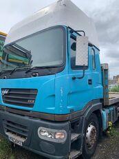 camion fourgon ERF ECX 2005 BREAKING FOR SPARES pour pièces détachées