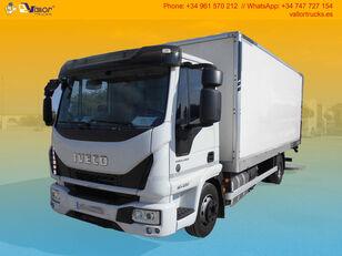 camion fourgon IVECO 90E22