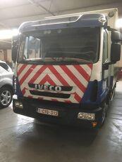 camion fourgon IVECO EuroCargo 90E 18