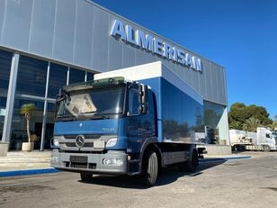 camion fourgon MERCEDES-BENZ ATEGO 1222 L