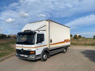 camion fourgon MERCEDES-BENZ ATEGO 818 L ***CAJA CERRADA***