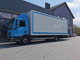 camion fourgon PALFINGER winda MBB C 1500L + zabudowa / kontener