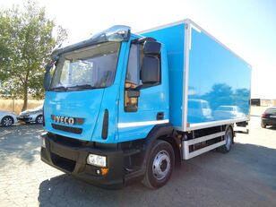 camion fourgon SCANIA EUROCARGO 12.250