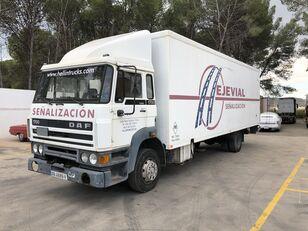 camion fourgon DAF 1700