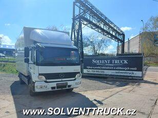 camion fourgon MERCEDES-BENZ Atego 1222