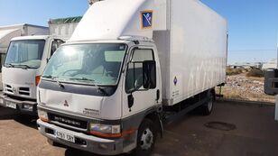 camion fourgon MITSUBISHI Canter 60 FB 649 C1