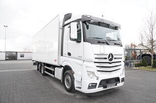 camion frigorifique MERCEDES-BENZ Actros 2542 , E6 , 6x2 , 20 EPAL , Height 2,60m , retarder