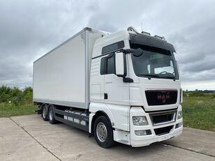 camion frigorifique MAN TGX 26.540 6x2 Carrier Supra
