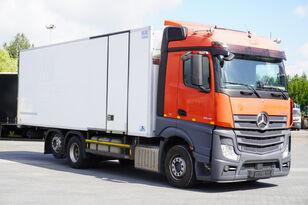 camion frigorifique MERCEDES-BENZ Actros 2542 , E6 , 19 EPAL , MULTI-TEMPERATURE , retarder , 2 be