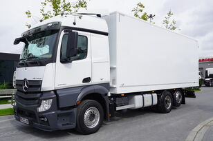 camion isotherme MERCEDES-BENZ Actros 2540 container / 6 x 2 / 18 EP