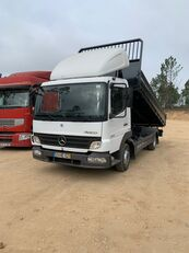 camion isotherme MERCEDES-BENZ Atego 816