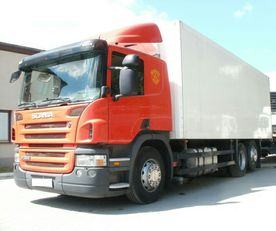 camion isotherme SCANIA P380