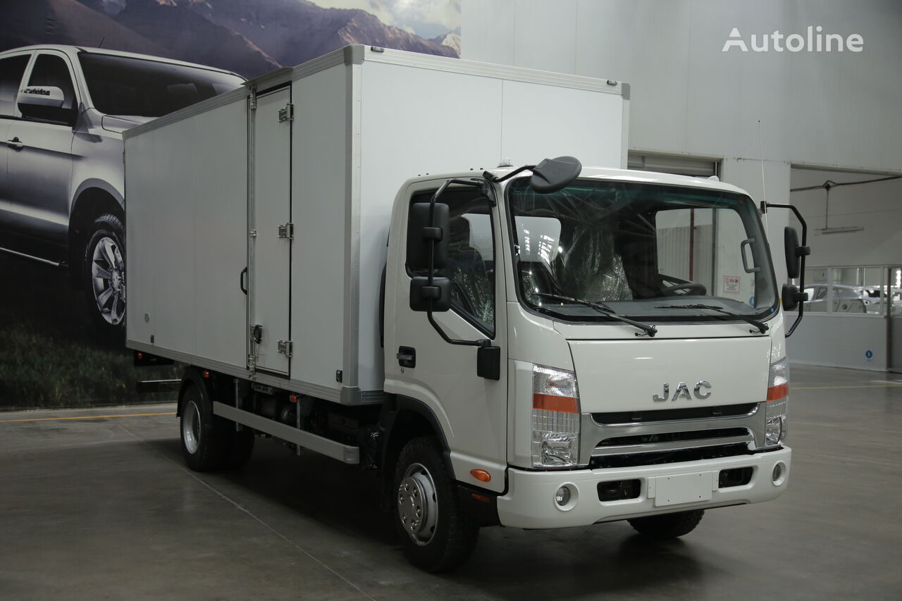 camion isotherme JAC N80 neuf