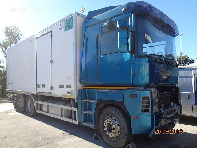camion isotherme RENAULT MAGNUM 480 ISOTERMICO
