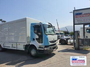 camion magasin RENAULT midlum 270 dxi porta bebidas