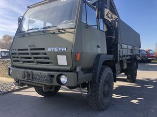 camion militaire STEYR 1291.320 P43/M 4x4 Pritsche mit Plane