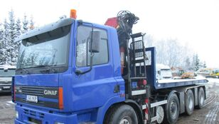 camion plate-forme GINAF M4243-TS