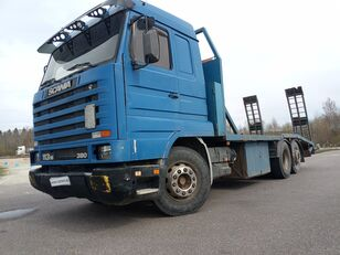 camion plate-forme SCANIA 113