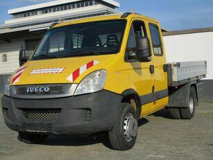 camion plateau IVECO Daily 60 C 17 DOKA Platós