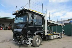 camion porte-voitures DAF CF 460 FA - ROLFO - UNFALL - Nr.: 131