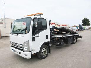 camion porte-voitures ISUZU N75.190