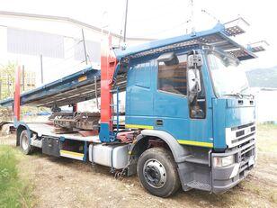 camion porte-voitures IVECO 150E27 BISARCA 5 POSTI