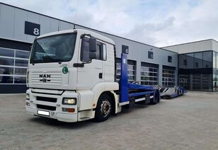 camion porte-voitures MAN TGA 18.400 (1273)