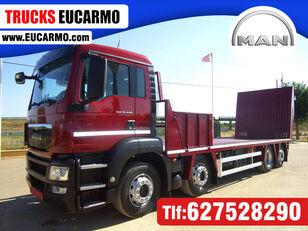 camion porte-voitures MAN  TGS 35 440